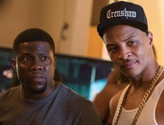 Get Ready To Laugh: Kevin Hart And T.I. Are Teaming Up To Create Scripted Music Comedy For Showtime, Get The Details Inside! (+ HILARIOUS BONUS VIDEO OF KEVIN HART AND JAY Z AT NBA FINALS)