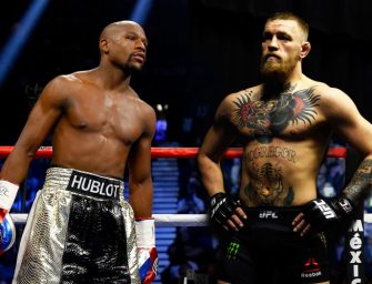 """WATCH: Floyd Mayweather's Intense 4-Hour Training Session, """"I Get Bumps, Bruises…But I Don't Have A Bad Night"""" (VIDEO)"""