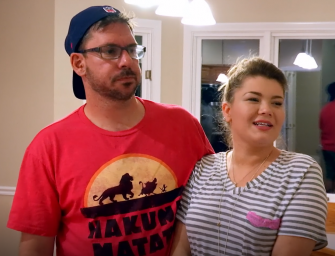 Things Get Emotional For Amber Portwood And Maci Bookout In Latest Episode Of 'Teen Mom OG'