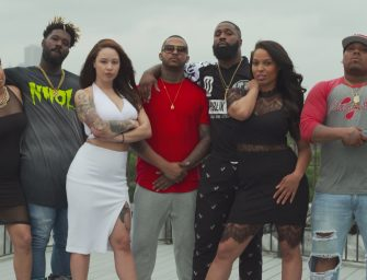 OUTTA HERE ASAP!  Van From Black Ink Crew  Says He's Done with Chicago After His Cousin is Shot in the Face. (EMOTIONAL VIDEO)