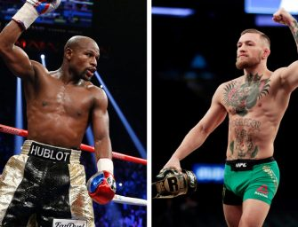 IT'S HAPPENING! Conor McGregor vs. Floyd Mayweather Will Happen, Find Out When The Fight Of The Century Will Go Down!!!