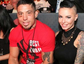 Ex-MMA Fighter War Machine Sentenced To Life In Prison For Brutally Assaulting Ex-Girlfriend Christy Mack