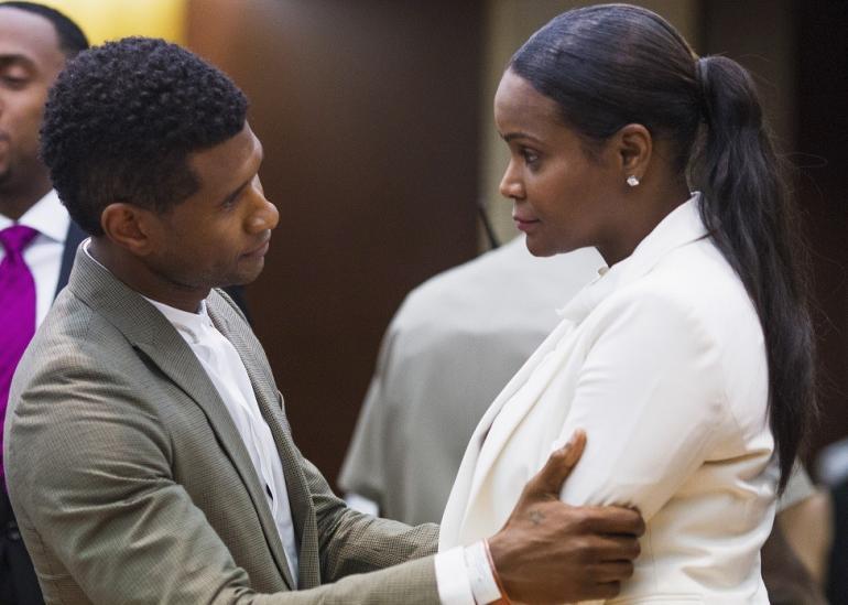 Usher tameka foster sex tape