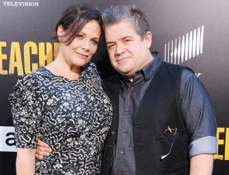 Patton Oswalt Is Engaged To Actress Meredith Salenger Just One Year After Wife's Death