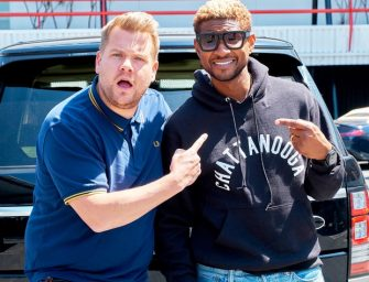 Usher Teams Up With James Corden To Create One Of The Best Carpool Karaoke Videos We've Ever Seen, Watch The Action Inside! (VIDEO)