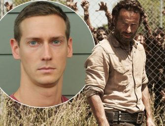 'The Walking Dead' Stuntman John Bernecker Dies After Falling More Than 20 Feet Onto A Concrete Floor While Filming A Stunt For The Show