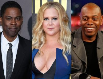 Amy Schumer Clears Up The Confusion, Makes It Clear She Doesn't Deserve Equal Pay To Chris Rock And Dave Chappelle