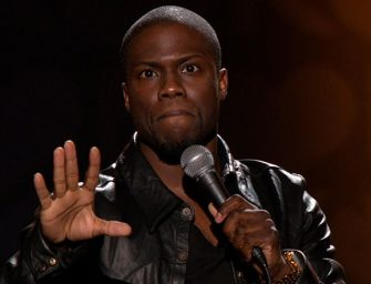 Kevin Hart Is Being Sued By A Fan Who Claims Hart's Security Beat Him, Threatened To Tase Him And Called Him A Coward!