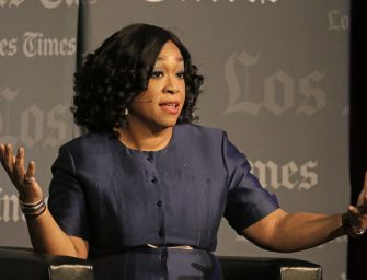 WHAT!? Shonda Rhimes Leaves ABC, Signs Multi-Year Deal With Netflix…We Got All The Shocking Details Inside!