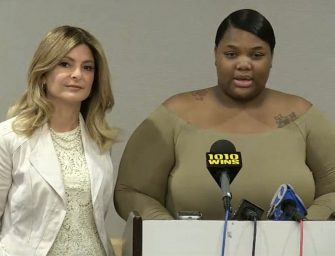 Uh, You Might Be Surprised To See What Usher's Latest Herpes Accuser Looks Like…WE GOT VIDEO FROM HER PRESS CONFERENCE INSIDE!