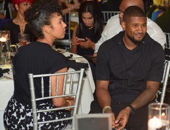 Here's How Usher's Wife Feels About Her Man Being Hit With A $20 Million Lawsuit For Allegedly Giving Another Woman Herpes