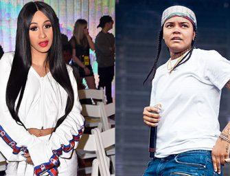 Old Cardi  B Fight Video Surfaces.  Video Claims Cardi Got Jumped By Young M.A; However We Don't Think So.  Here's Why! (VIDEO)