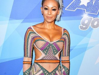 There Was Major Drama During 'America's Got Talent' Last Night, Mel B Throws Water On Simon Cowell After He Makes Joke About Her Failed Marriage (VIDEO)