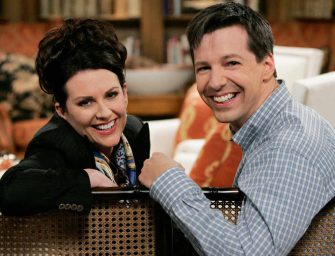 Sean Hayes Says There Might Be A Will & Grace And Friends Crossover, Find Out Which Friends Character He Wants! (VIDEO)