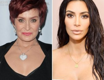 """Sharon Osbourne Is Standing By Her Comments, Still Believes Kim Kardashian Is A """"Ho"""" For Posting Nude Selfies Online"""
