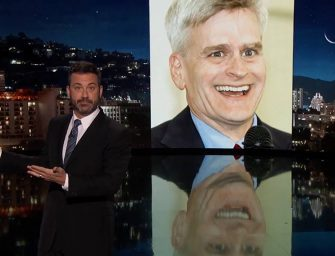 GOP Health Bill: Jimmy Kimmel Calls Out GOP Senator Bill Cassidy For Lying Right To His Face (VIDEO)