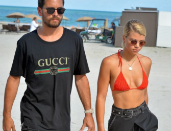 It's Instagram Official: Scott Disick Is Dating The 19-Year-Old Daughter Of Lionel Richie, We Got Photos Of Them Making Out!