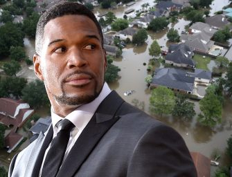 """Why They Hatin On Strahan? Reports Say """"Good Morning America"""" Execs Angry He Won't Cancel Vacay for Hurricane Coverage."""