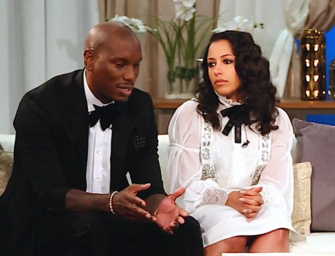 Watch! The First and Only Interview with Tyrese and His New Wife Samantha Lee.  What Do You Think, Will They Stay Married?