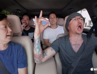 The Chester Bennington Episode Of Carpool Karaoke Has Been Released With Family's Blessing, Watch It Inside (VIDEO)