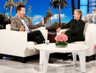 'Will & Grace' Star Sean Hayes Talks About His Emergency Health Scare, And How He Probably Saved His Own Life (VIDEO)