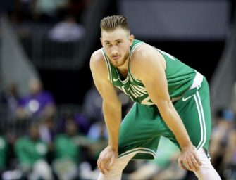 GRUESOME INJURY: Boston Celtics Star Gordon Hayward Fractures Ankle During Game, This Video Is Disturbing! (VIDEO)