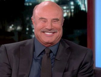 Dude Gets Run Over By Dr. Phil, And Now He's Trying To Sue Him For Lots Of Money…But His Story Doesn't Exactly Add Up!