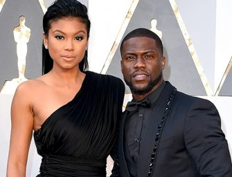 Kevin Hart And Wife Eniko Parrish Continue To Move Forward, Throw Lion King-Themed Baby Shower And Reveal The Baby's Name!