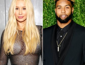 The Swirl Is On: Iggy Azalea Is Reportedly Dating Football Star Odell Beckham Jr.