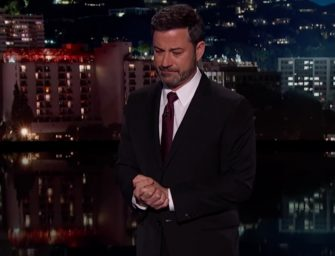How Late Night TV Hosts Handled The Las Vegas Shooting, Emotional Videos From Kimmel, Fallon And Conan (VIDEO)
