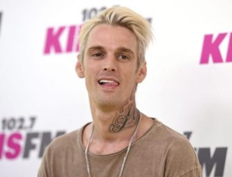 Aaron Carter Leaves Rehab Facility After Just Two Weeks, Insiders Claim He Did Really Well…But Did He Stay Long Enough?