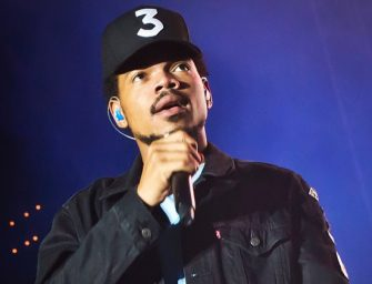 "Chance the Rapper Gets Pulled Over By Cop, Live Streams The Ordeal Because ""You Can Never Be Too Careful"" (VIDEO)"
