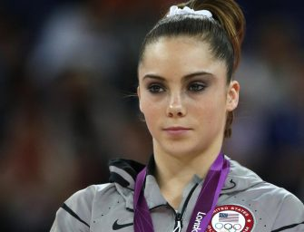 Olympic Gymnast McKayla Maroney Says Team Doctor Molested Her For Several Years