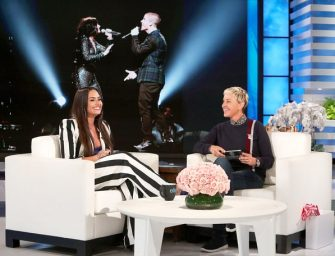Ellen Is The Real MVP, Asks Demi Lovato Directly If 'Ruin The Friendship' Is About Nick Jonas…WATCH HER DANCE AROUND THIS ONE! (VIDEO)