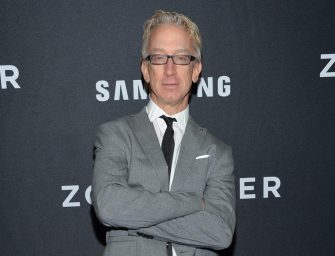 Andy Dick Needs Serious Help: Threatens To Grope Female Photographer, Then Reveals He Contemplates Suicide Daily (BIZARRE VIDEO)