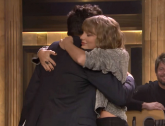 Jimmy Fallon's First Day Back After Losing His Mother Was Extremely Emotional, Taylor Swift's Last Minute Performance Makes Him Cry, And The Story Behind It Might Make You Cry (VIDEO)