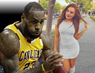 """WATCH: Instagram Girl, """"Heidi Hoback"""" Further Exposes Lebron James Who Recently Got Caught In Her DM's, Creates Video Proving the DM was from LBJ and Clears Her Name….Sort of.  (VIDEO & PHOTOS)"""