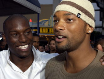 WAIT A MINUTE! Tyrese is really, Literally, Actually Broke!  Will Smith Just Let him Hold Some Millions!!