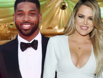 It Is Official! Khloe Kardashian Finally Confirms Pregnancy, Shares Photo Of Her Baby Bump On Instagram! (PHOTO)