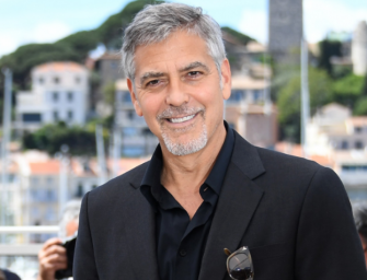 One Of George Clooney's Best Friends Claims The Actor Gave 14 Of His Closest Friends $1 Million Each…TAXES PAID AS WELL!