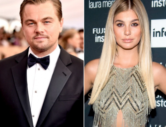 Surprise, Surprise! Leonardo DiCaprio Is Hooking Up With Another 20-Year-Old Model!