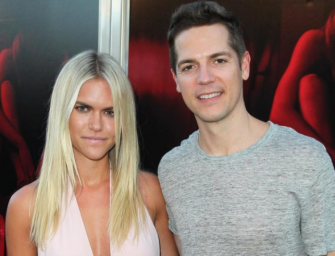 E! News Host Jason Kennedy's Wife Lauren Scruggs Defends Husband AND The Network, Claims There Is No Gender Inequality Going On