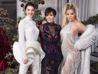 Khloe Kardashian Reveals How Far Along She Is In Her Pregnancy…GET THE DETAILS INSIDE!