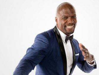 Terry Crews is Also An Artist!  He's So good that Ad Age Allowed Him to Illustrate The Cover of their 2017 Creativity 50 Issue! (See His Work)