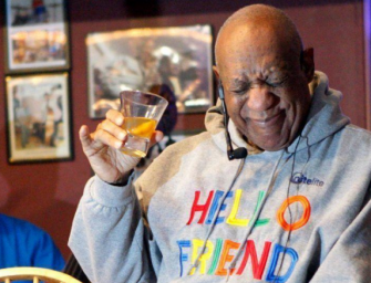 Bill Cosby Gets Back On The Stage In First Public Appearance Since His Sexual Assault Trial, Jokes About Going Blind (VIDEO)