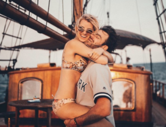 The Chainsmokers' Alex Pall Breaks Silence To Paparazzo After Being Caught On Video Cheating On His Girlfriend (VIDEO)