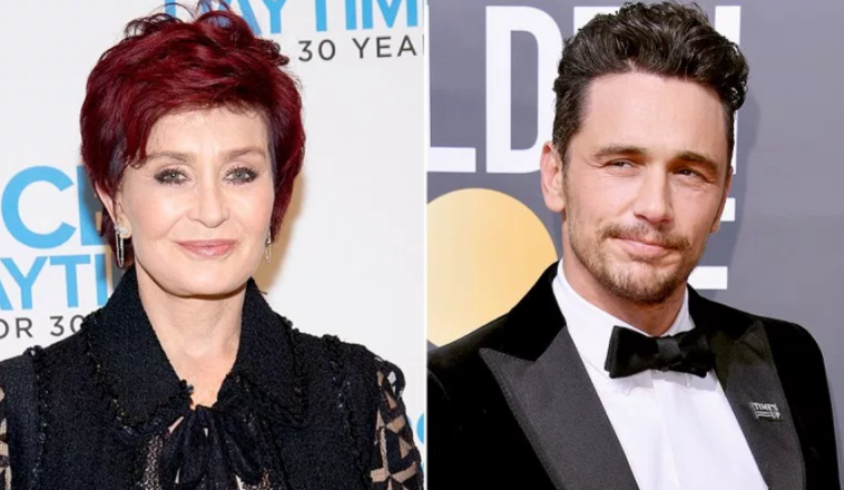 Sharon Osbourne Has James Franco's Back, Says He Should Go To The Oscars With His D**k Out (VIDEO)