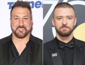 Joey Fatone Says 'NSync Reunion During The Super Bowl Halftime Show Won't Happen, But Should We Believe Him?