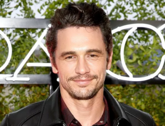 James Franco Was Digitally Removed From The 'Vanity Fair' Hollywood Cover After Sexual Misconduct Claims