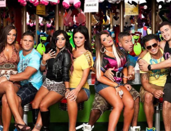 They Have The City, Find Out Where The Cast Of 'Jersey Shore' Will Be Going For Their Reunion/Reboot!